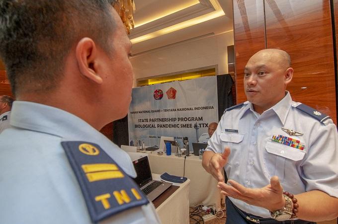Lt. Col. Marlon Remando