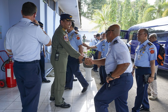 HIANG and Indonesian Air Defenders build relationships