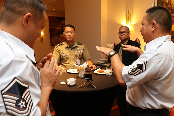 Hawaii and the Philippines Reinforce Bonds at Emergency Management Exchange