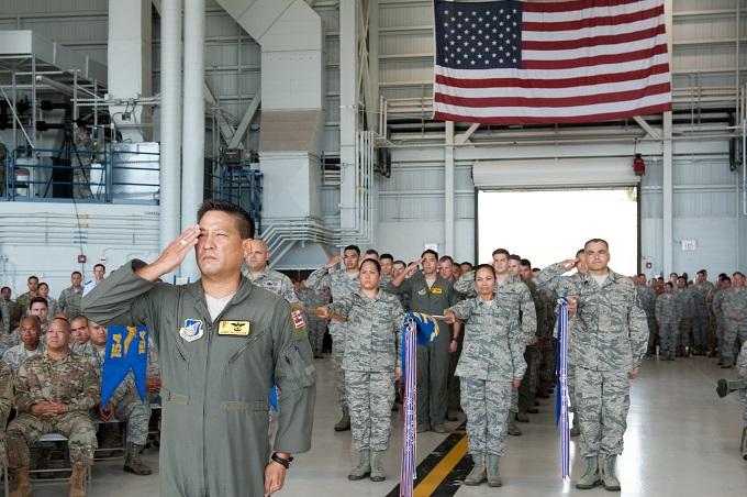 HIANG 154th Wing bids aloha to new commander