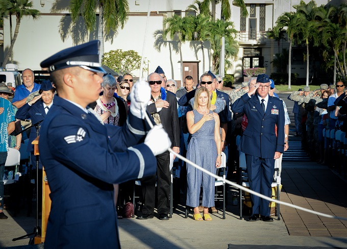 78th Anniversary ceremony remembers attack at Hickam Field